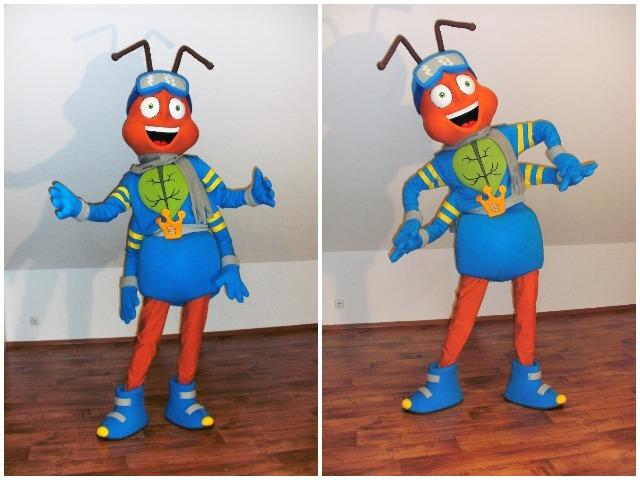 maskota mravlja