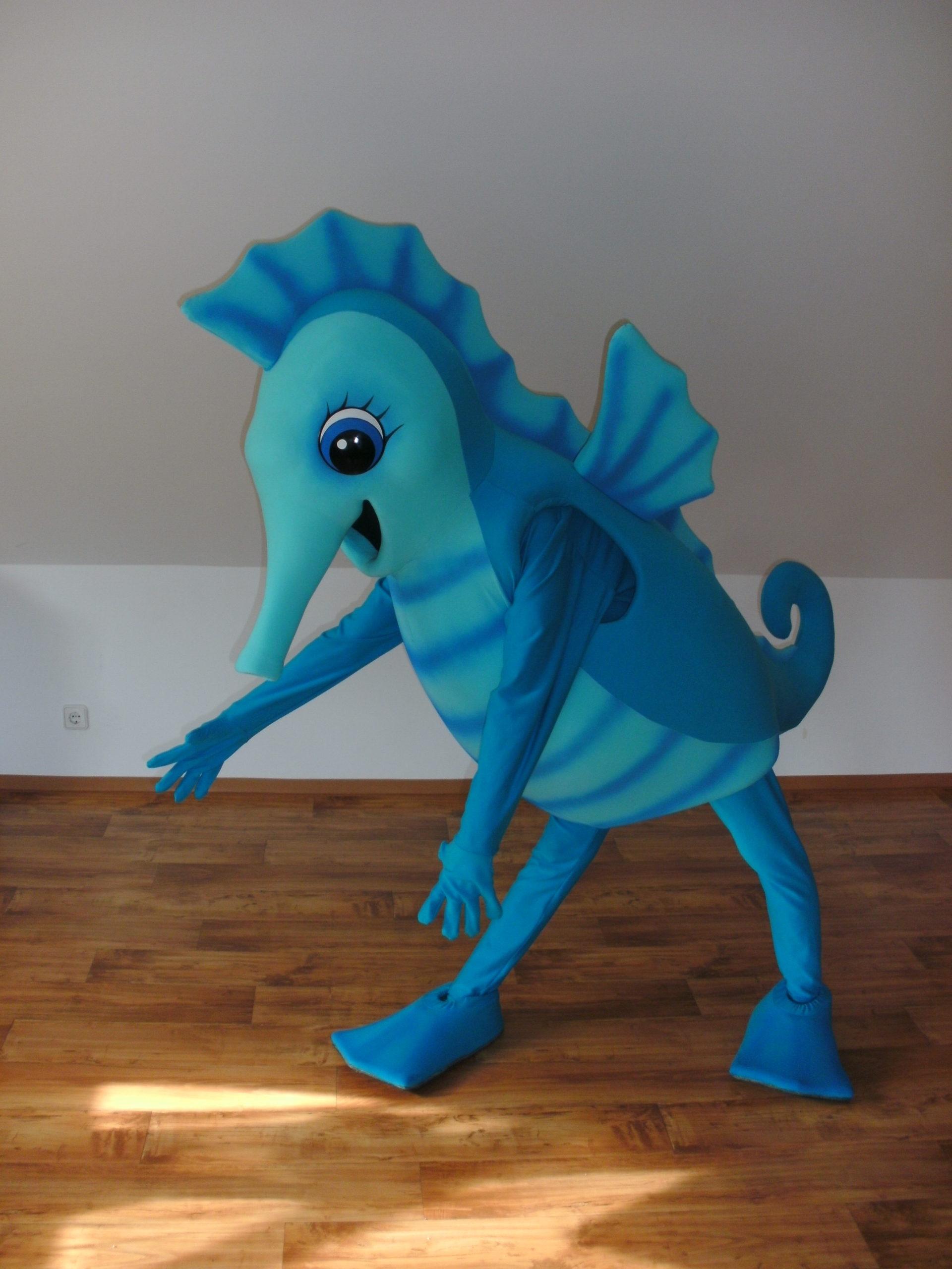 Maskota morski konjiček