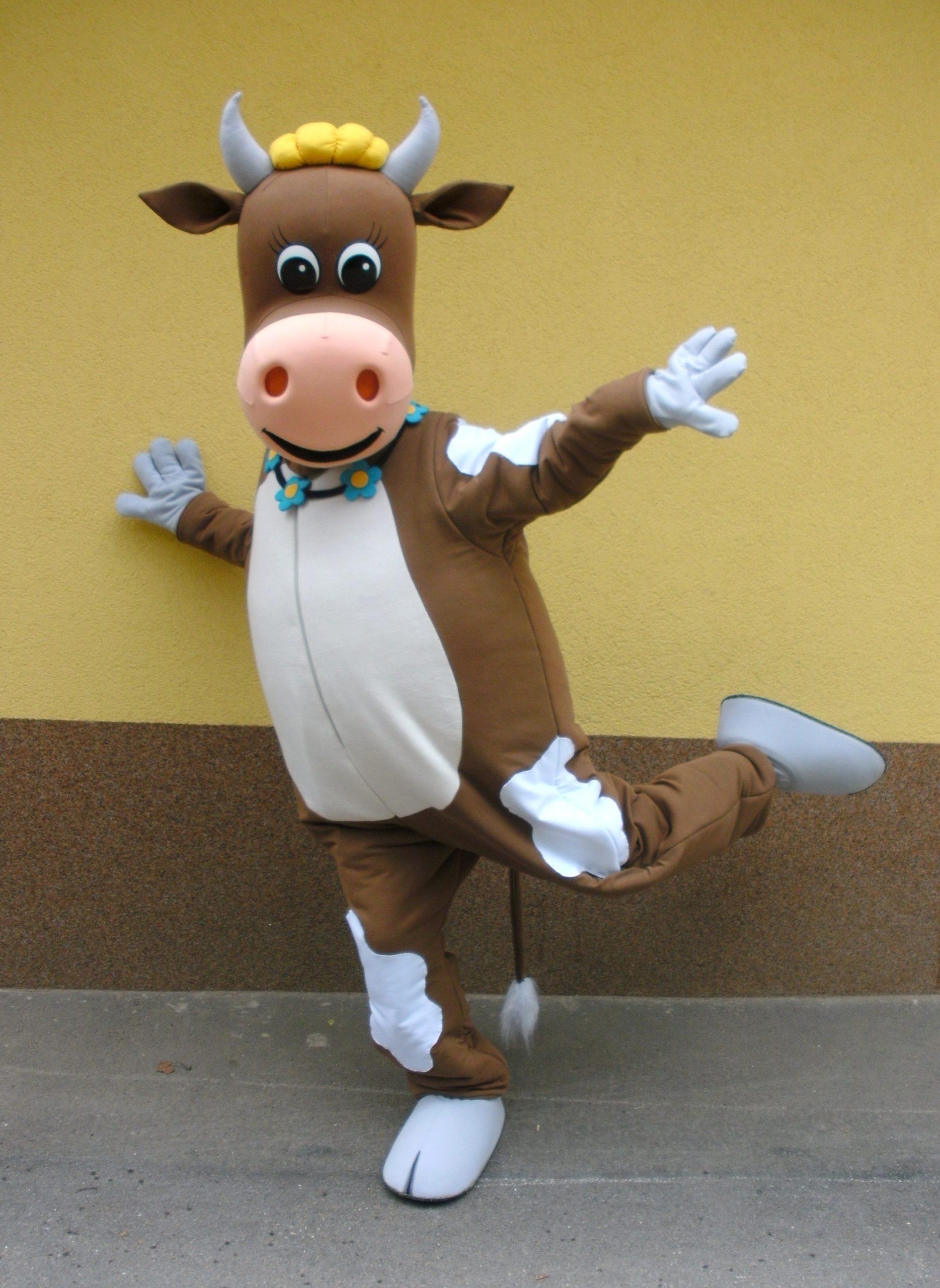 Maskota krava